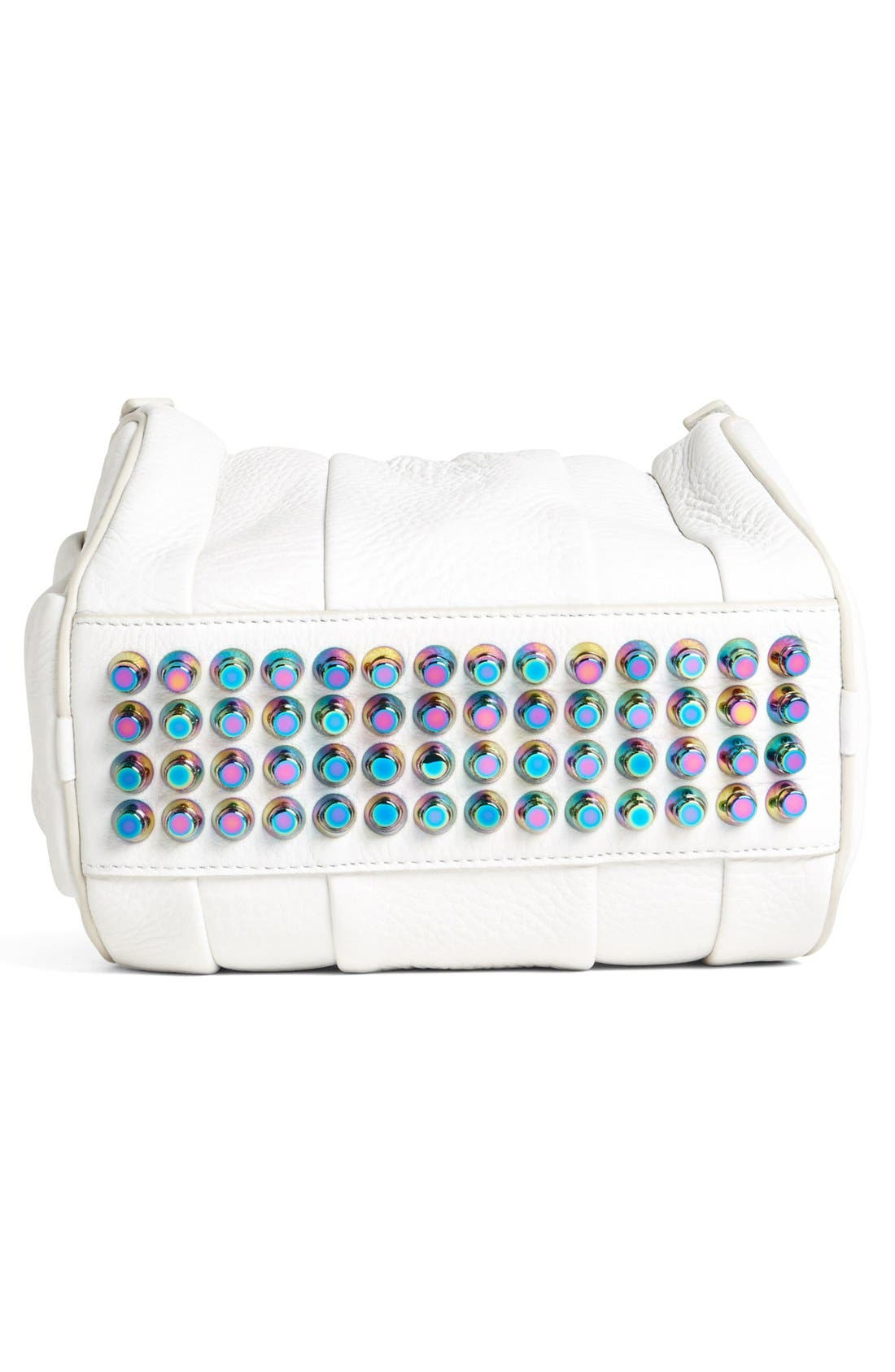 Alternate Image 4  - Alexander Wang 'Rockie - Iridescent' Crossbody Satchel