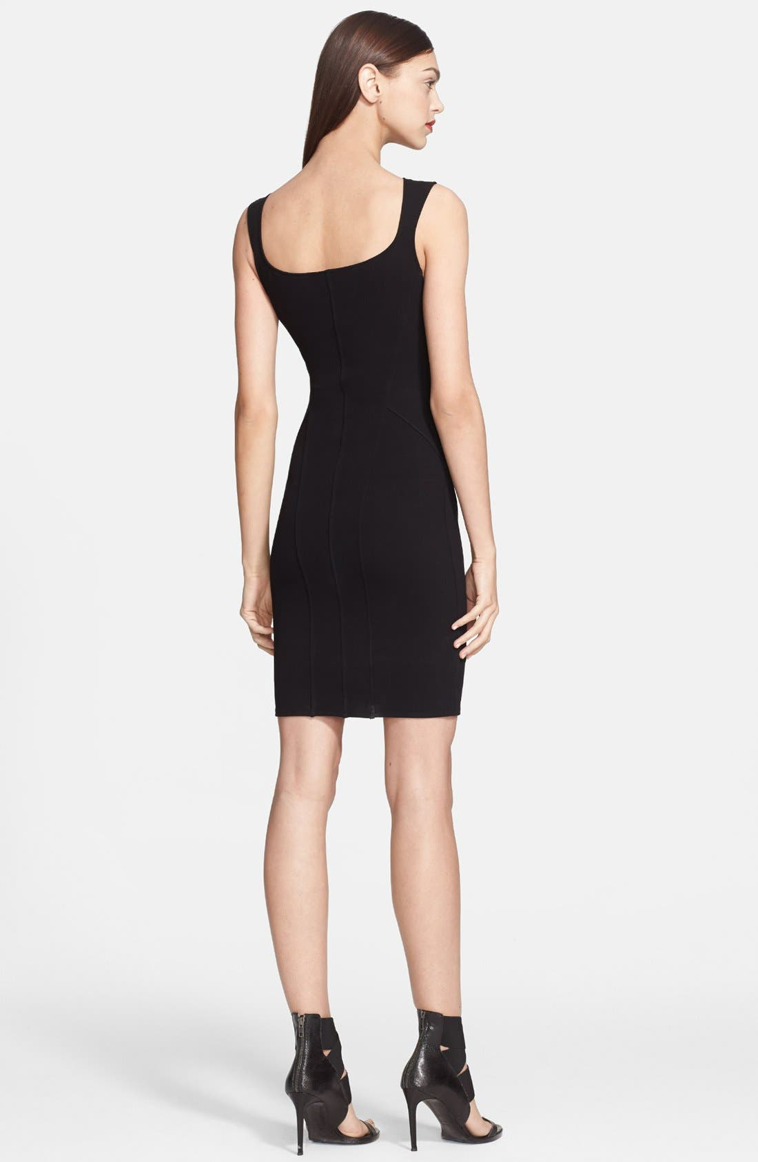Alternate Image 2  - Helmut Lang 'Gala' Knit Dress