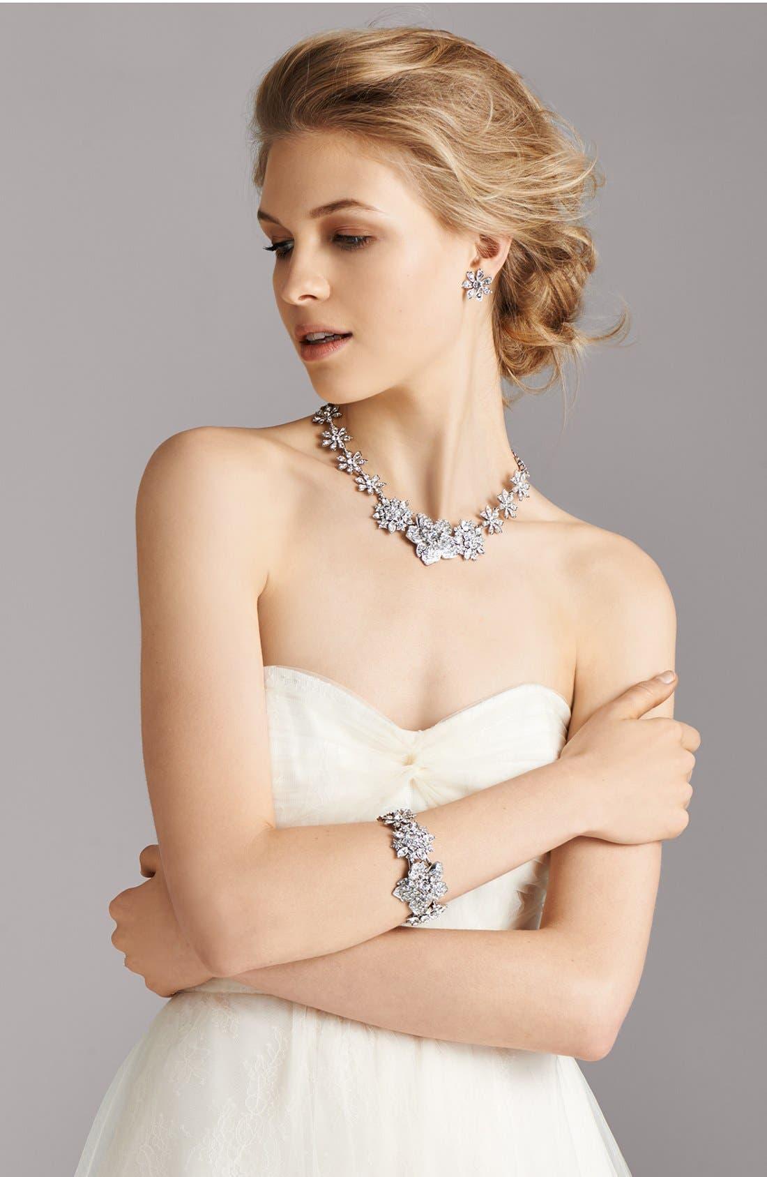 Alternate Image 2  - Nina 'Galax' Hinged Bracelet