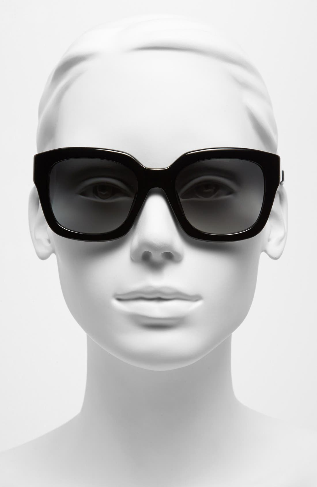 Alternate Image 2  - MICHAEL Michael Kors 'Leah' 53mm Sunglasses