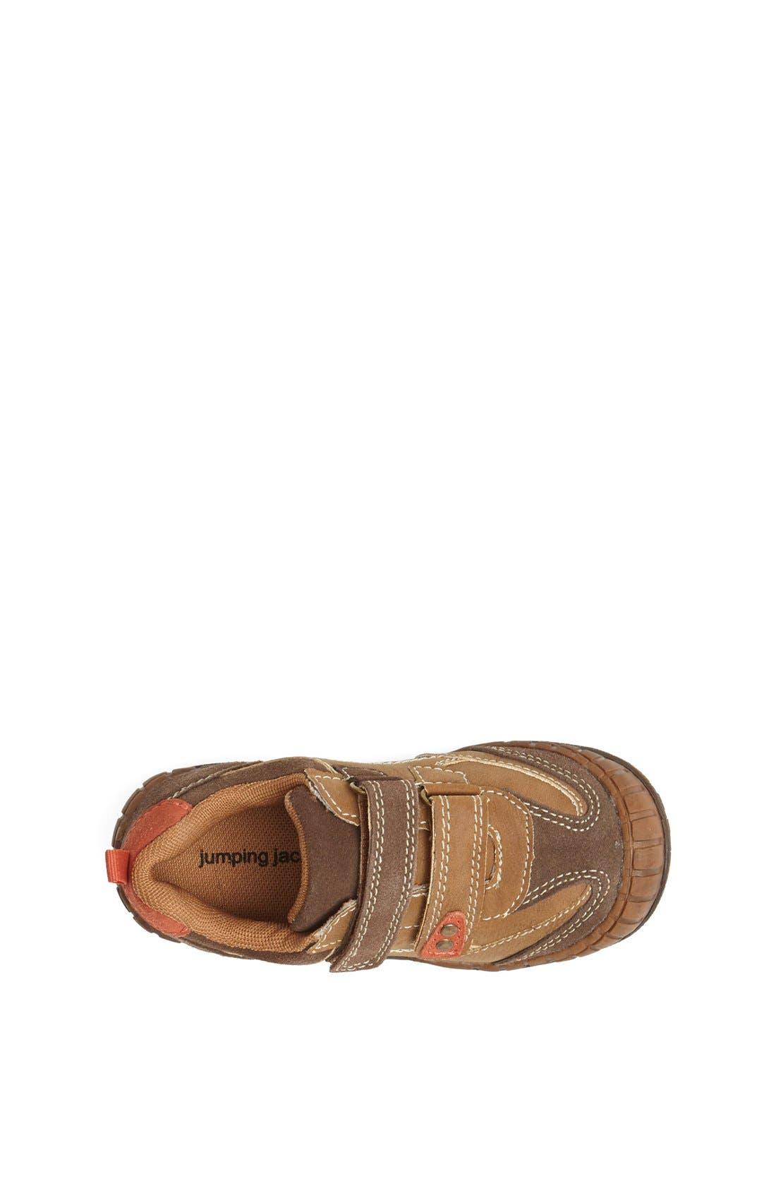 Alternate Image 3  - Jumping Jacks 'Mack' Sneaker (Toddler & Little Kid)
