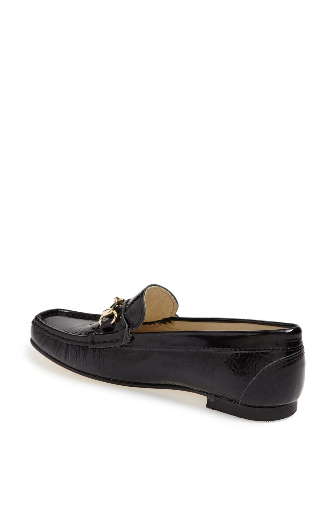 Alternate Image 2  - French Sole 'Lecture' Patent Leather Flat