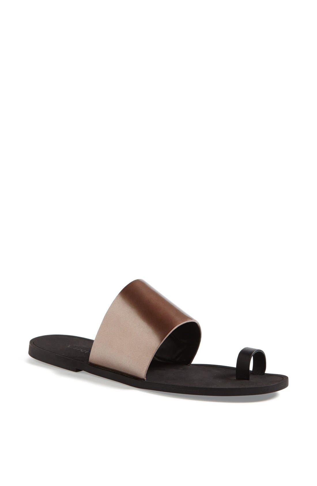 Alternate Image 1 Selected - Vince 'Sandrine' Sandal (Online Only)