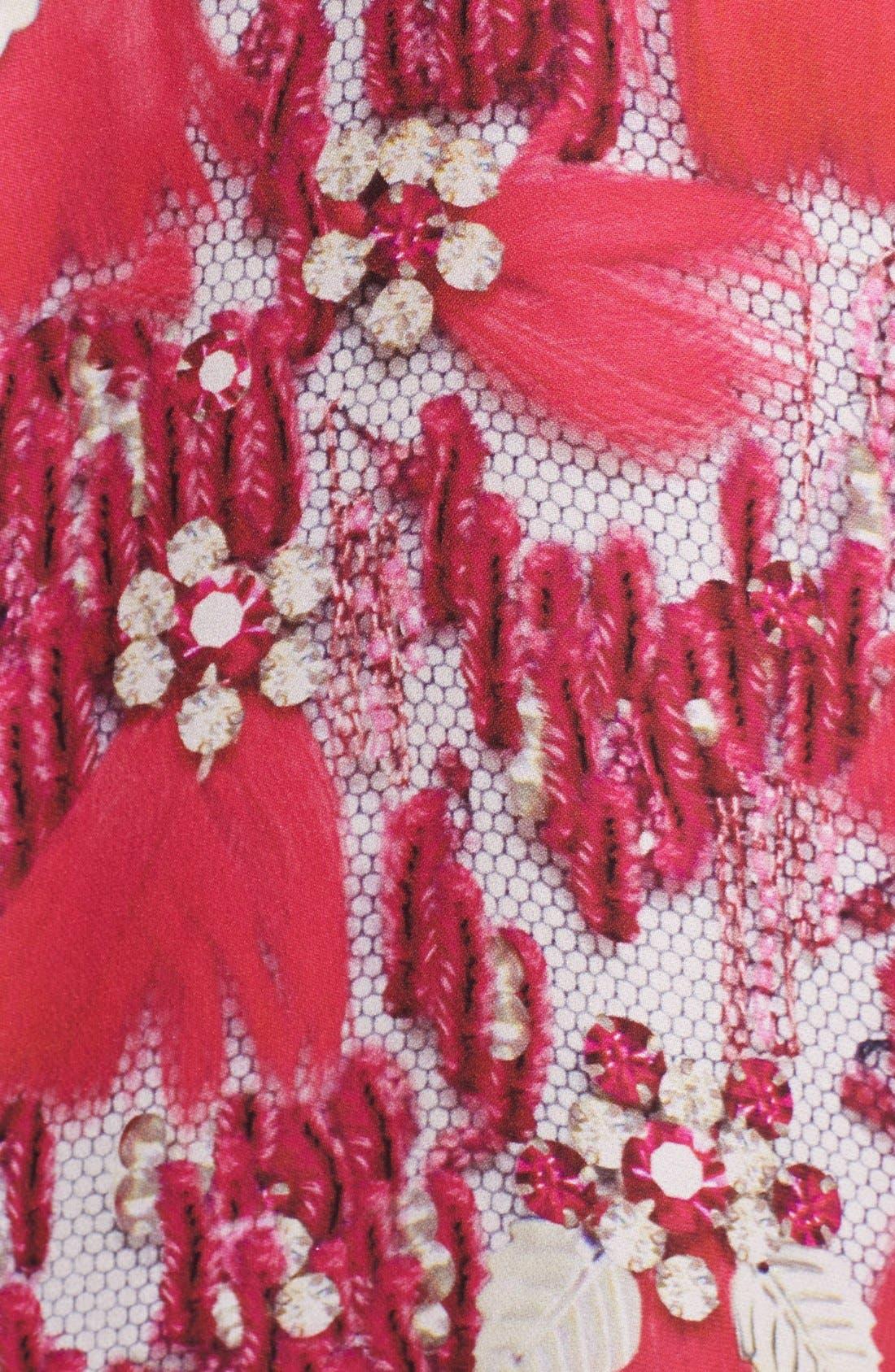 Alternate Image 3  - Mary Katrantzou Print Silk Blouse