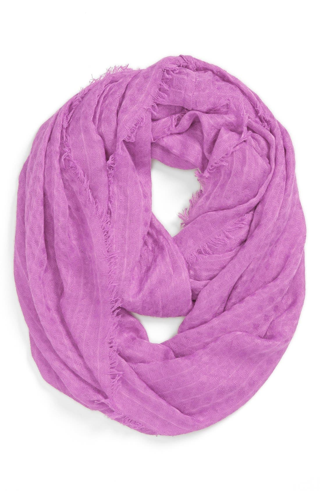 Alternate Image 1 Selected - Collection XIIX 'Retro Weave' Infinity Scarf