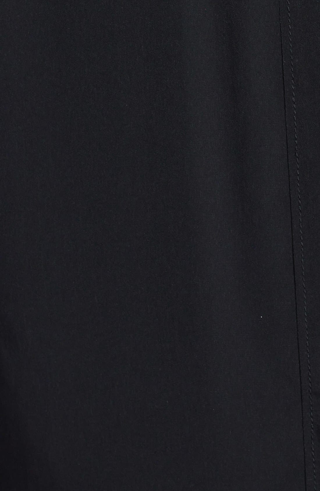 Alternate Image 3  - Leith Long Woven Cardigan