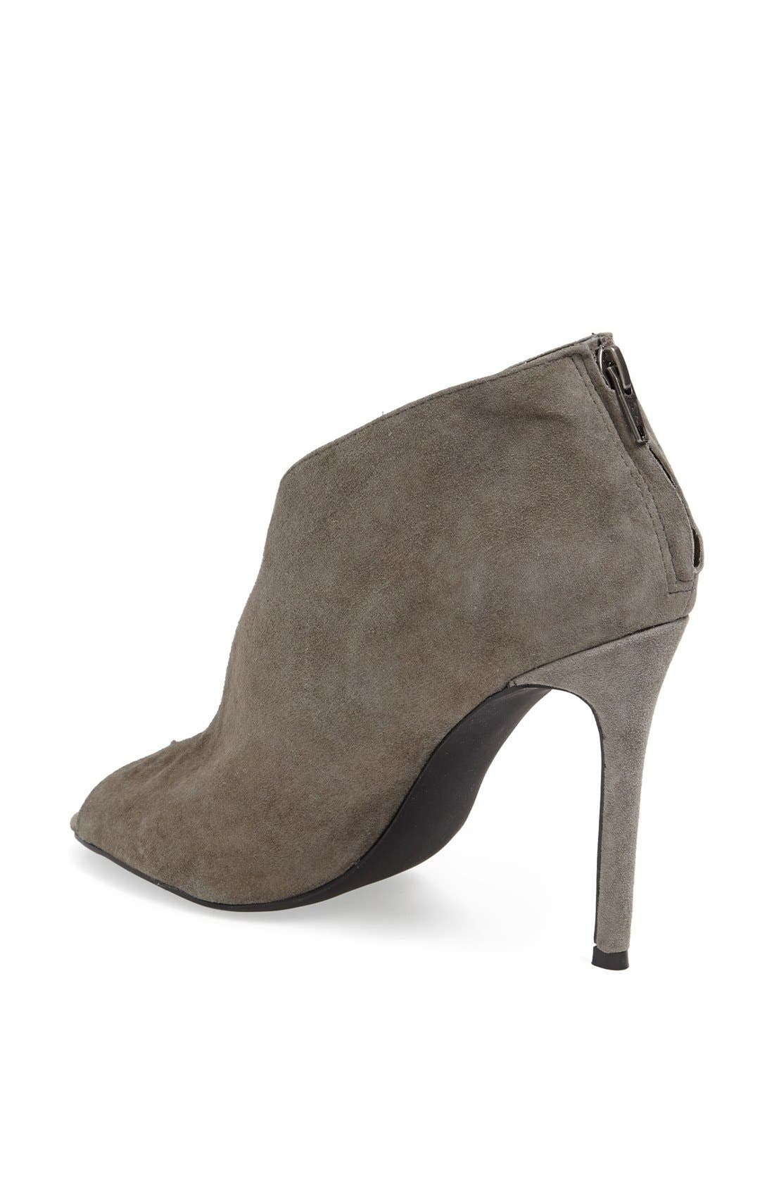 Alternate Image 2  - Steve Madden 'Imaginee' Peep Toe Bootie