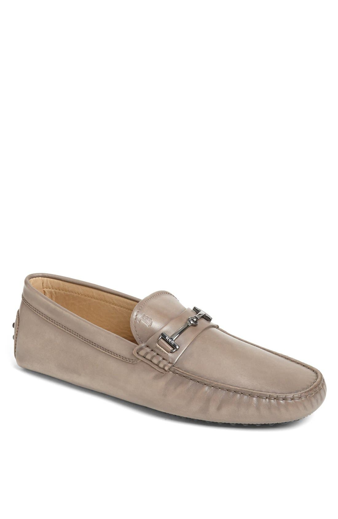 Alternate Image 1 Selected - Tod's 'Double T Bit' Driving Shoe