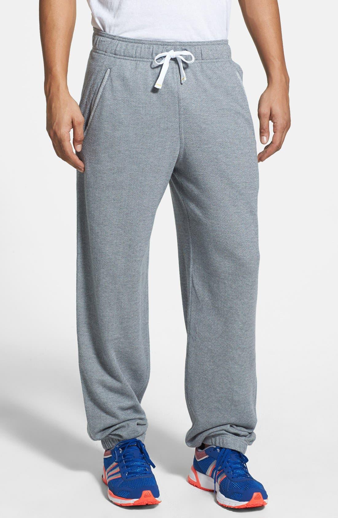 Main Image - adidas 'Epic' Herringbone Knit Pants