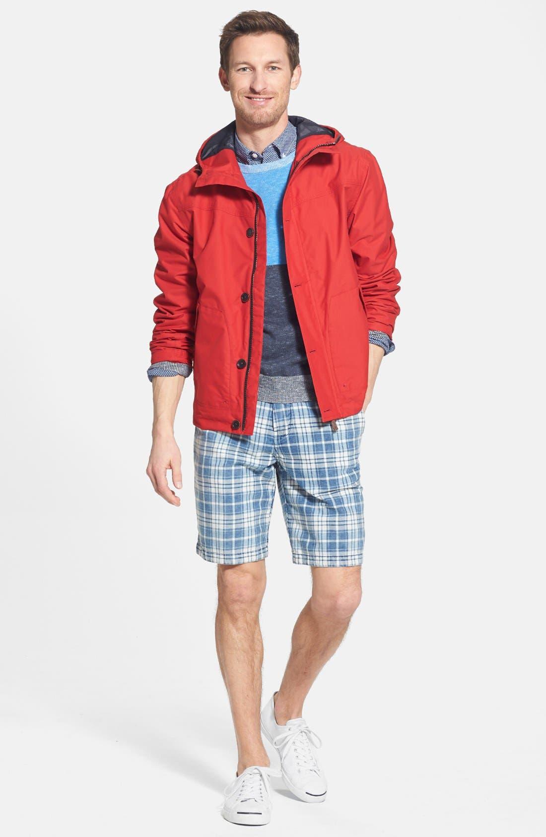 Alternate Image 4  - Grayers 'Onlan' Colorblock Trim Fit Crewneck Sweater