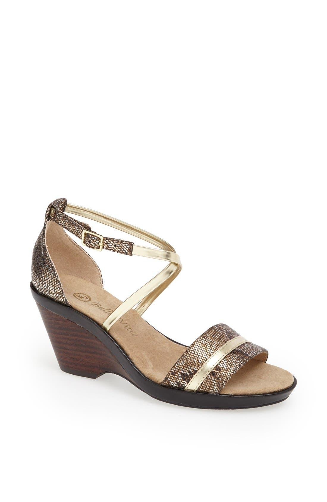 Alternate Image 1 Selected - Bella Vita 'Jozie II' Sandal