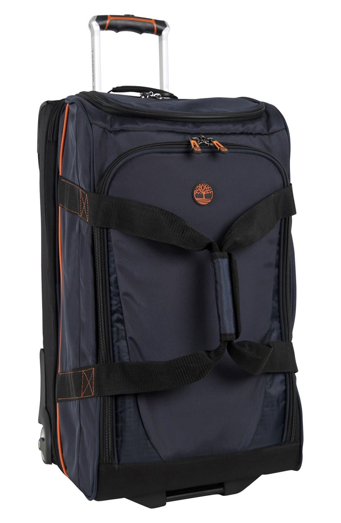 Alternate Image 1 Selected - Timberland 'Mascoma' Rolling Duffel Bag (26 Inch)