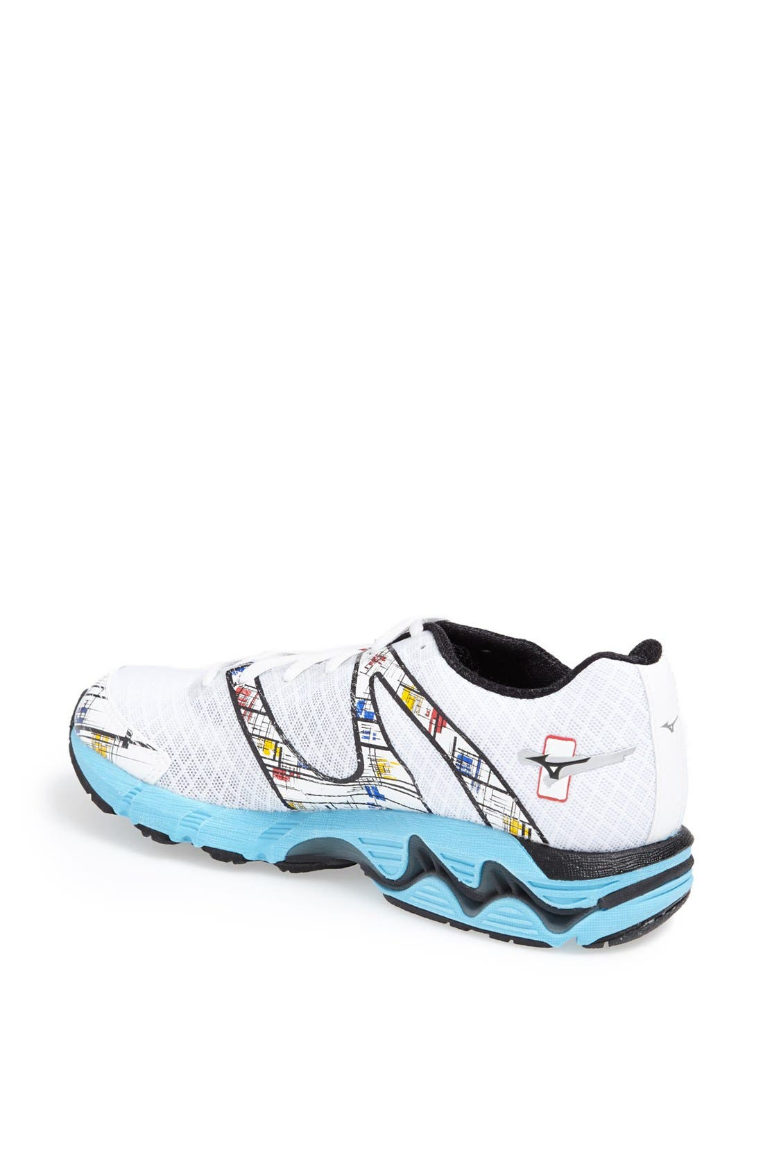 Alternate Image 2  - Mizuno 'Wave Inspire 10th Anniversary' Running Shoe (Women)