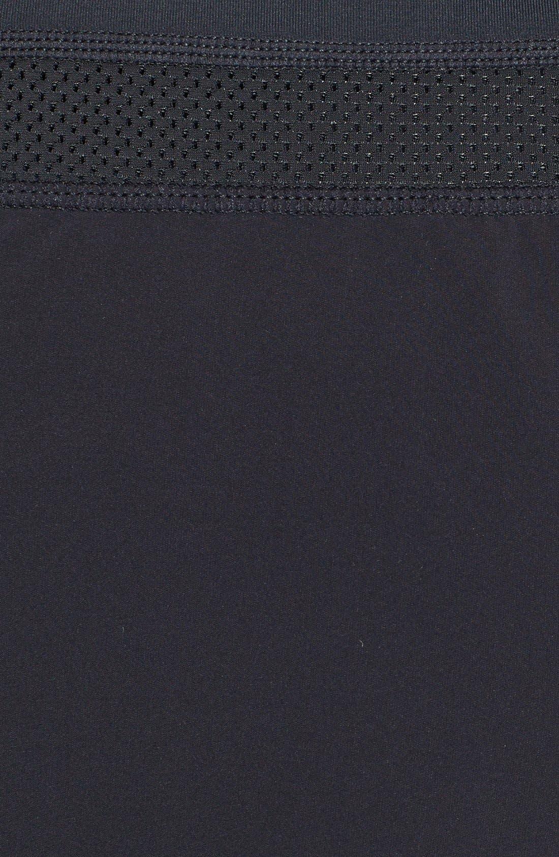 Alternate Image 4  - Zella 'Sidelight' Track Skirt