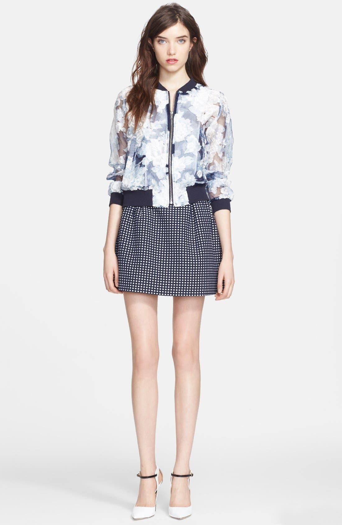 Alternate Image 3  - Mcginn 'Mari' Polka Dot Skirt