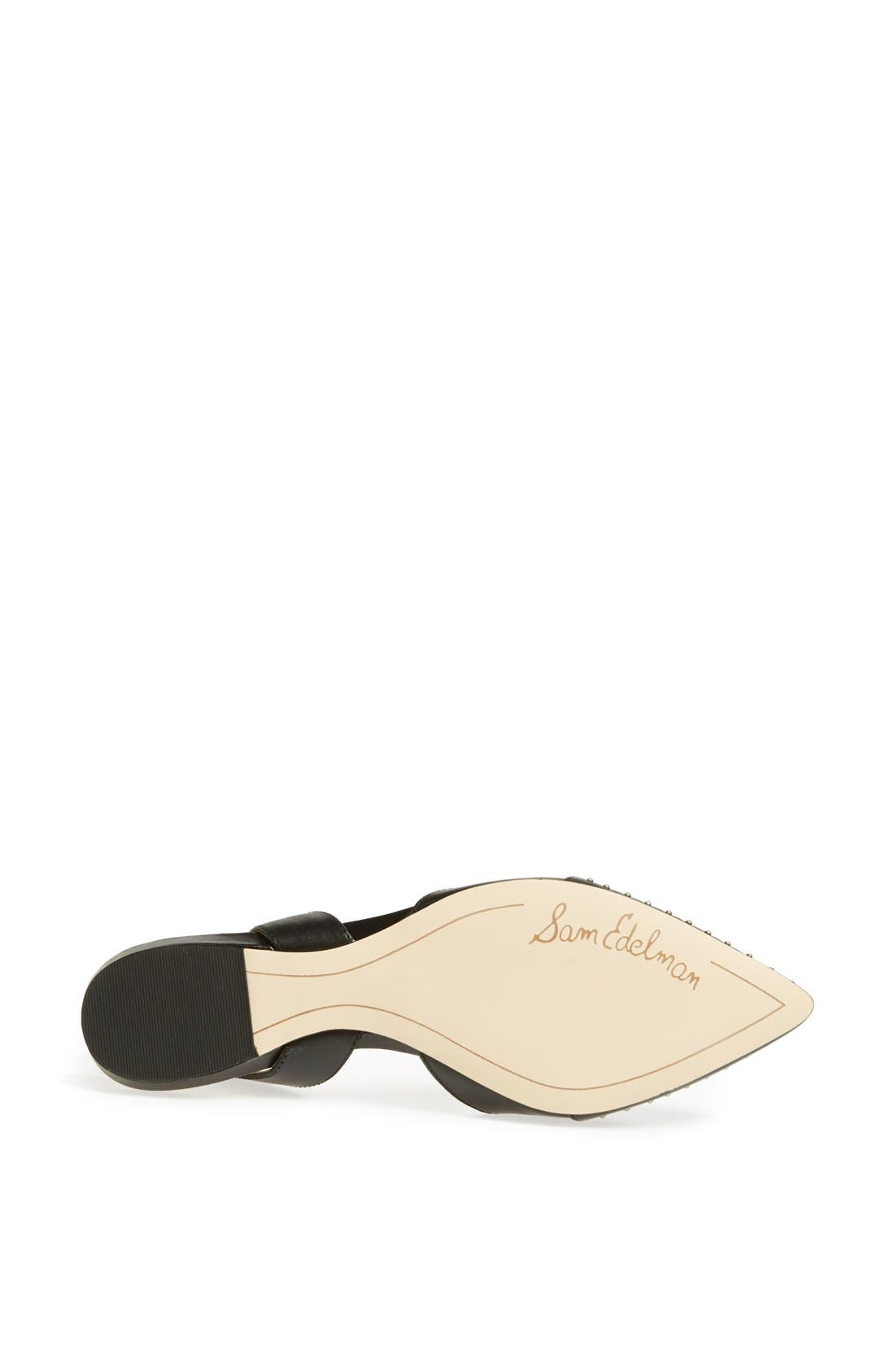 Alternate Image 4  - Sam Edelman 'Brina' Flat