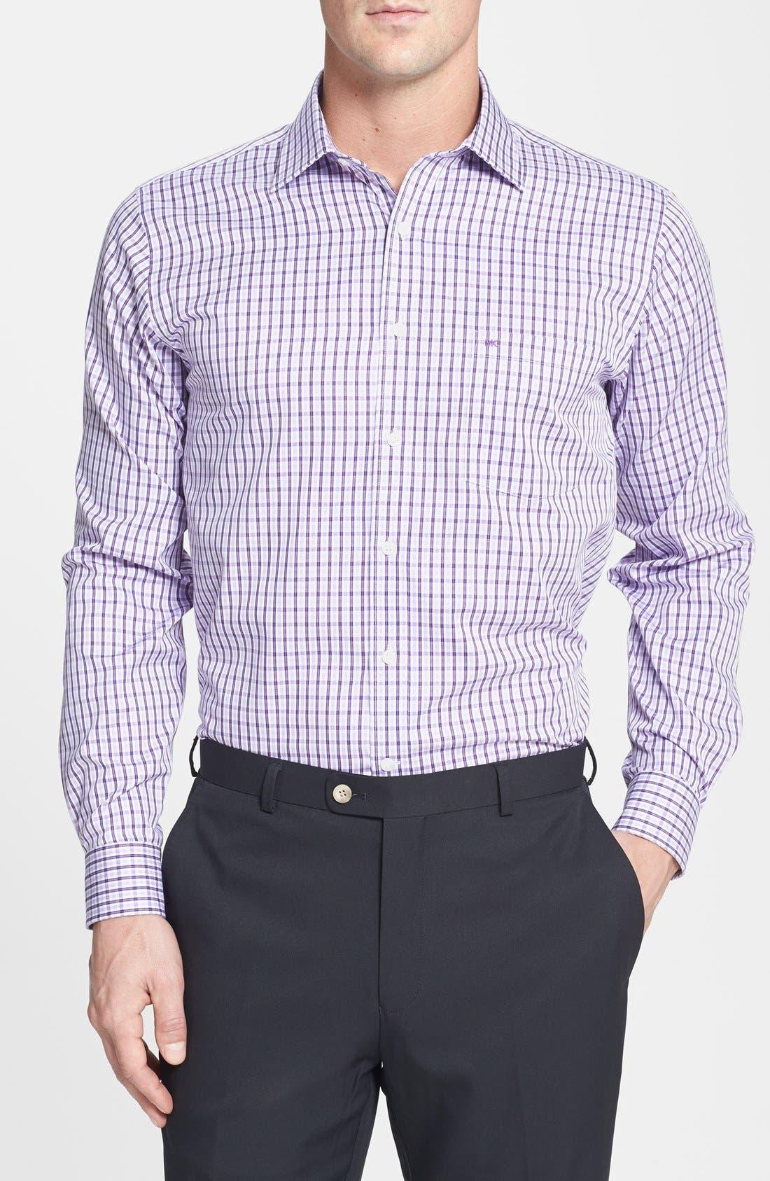 Alternate Image 3  - Michael Kors Regular Fit Dress Shirt