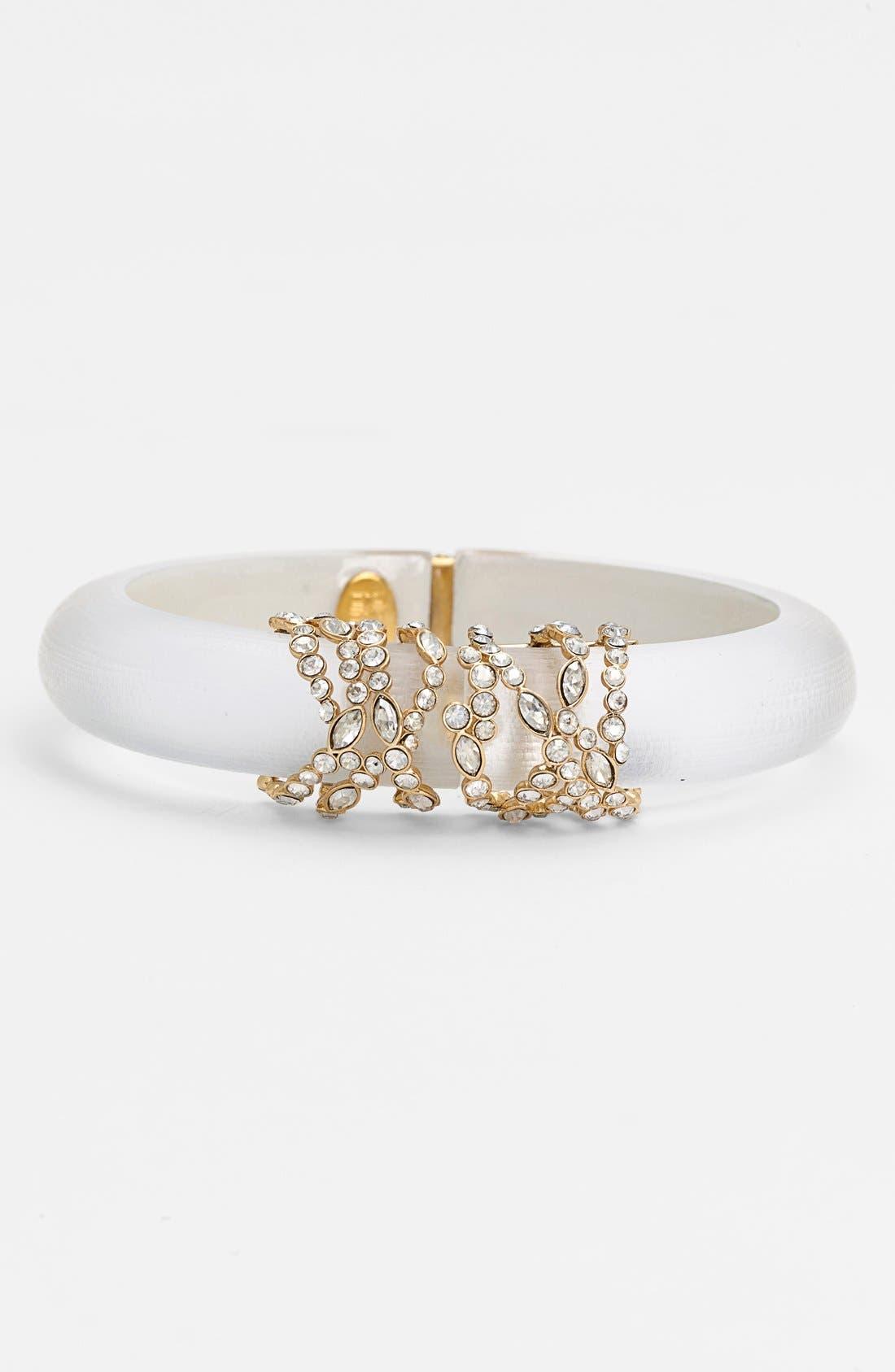 Alternate Image 1 Selected - Alexis Bittar 'Lucite® - Jardin Mystère' Bracelet