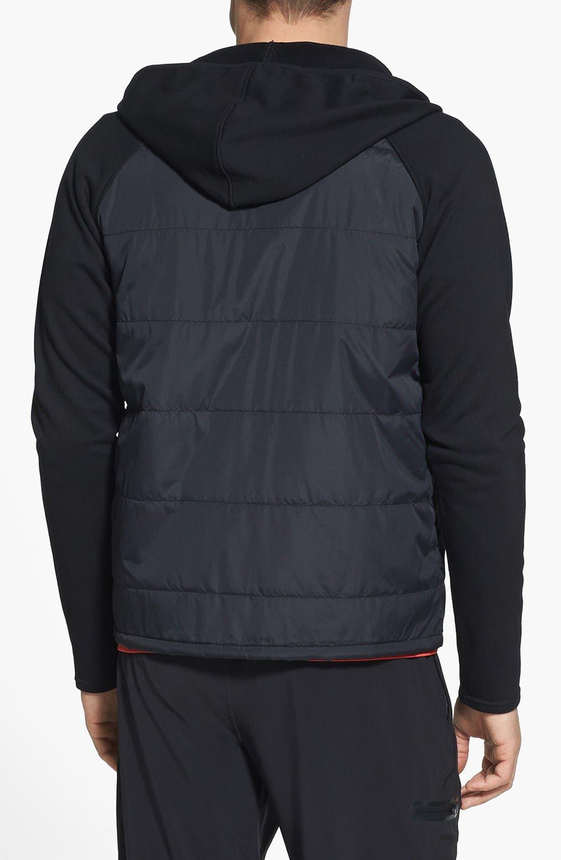 Alternate Image 2  - Athletic Recon 'Jayhawk' Puff Hooded Jacket