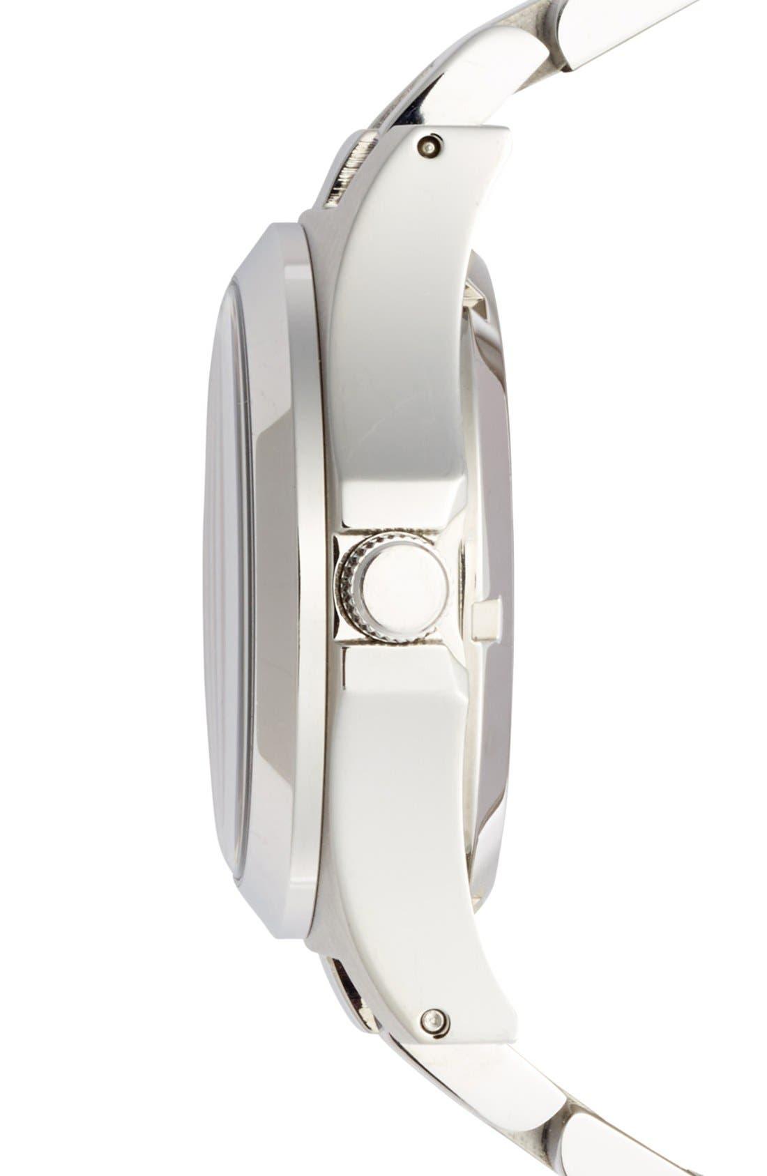 Alternate Image 3  - MARC JACOBS 'Henry Skeleton' Bracelet Watch, 34mm