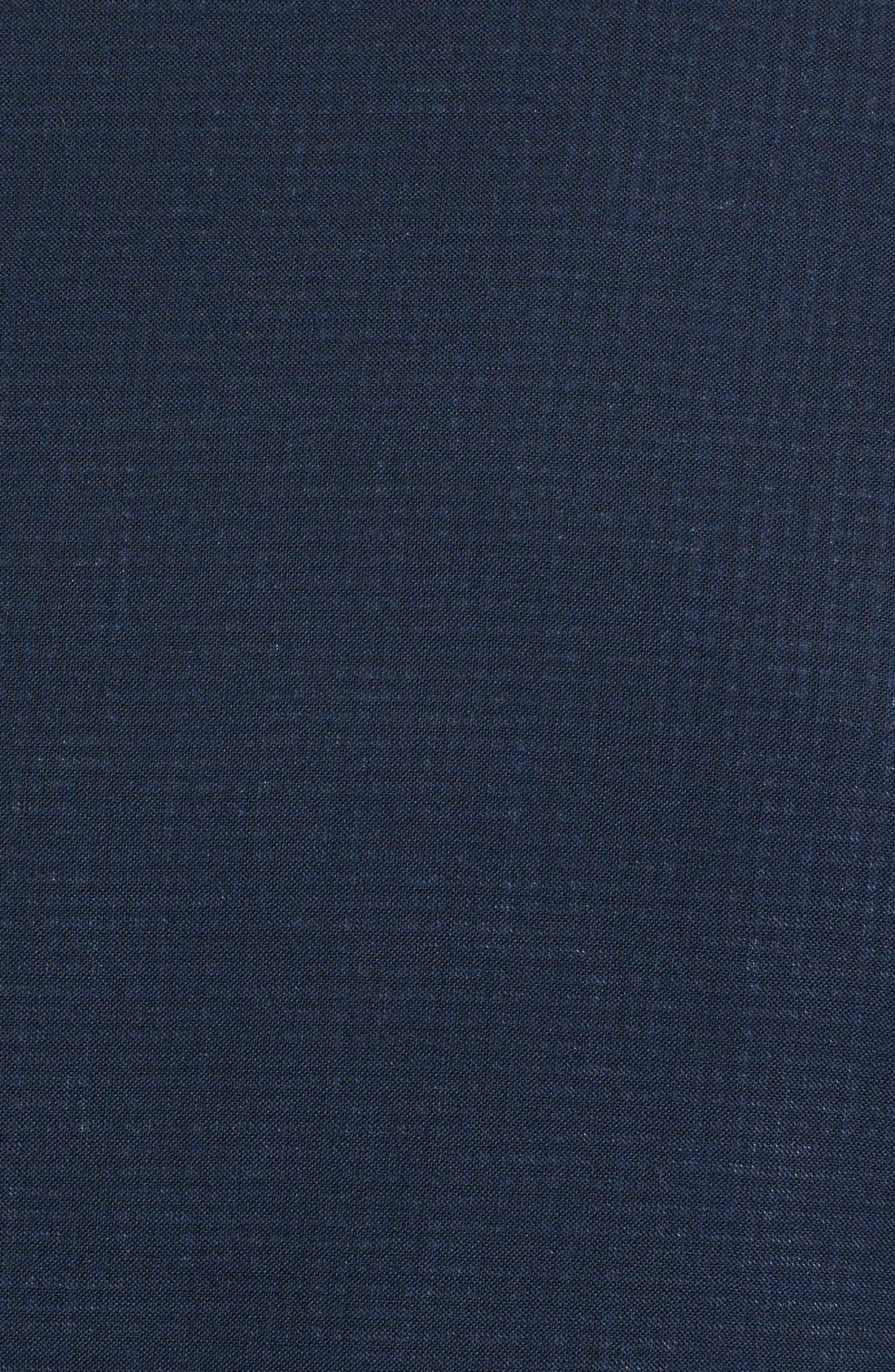 Alternate Image 3  - 2BSV NAVY GINGHAM SPORTCOAT