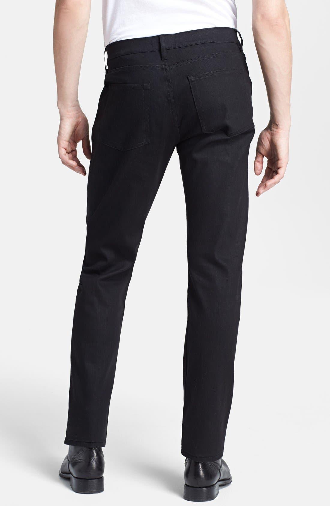 Alternate Image 2  - The Kooples 'Core' Slim Fit Pants