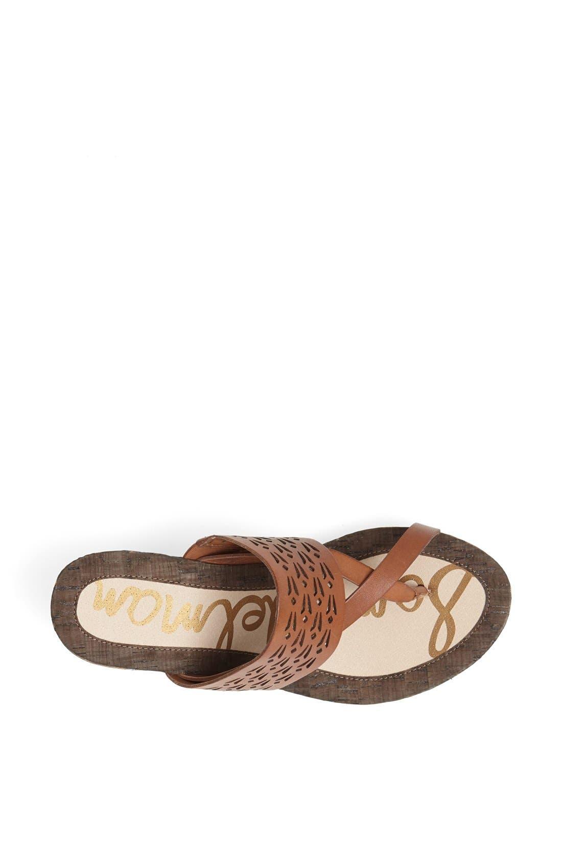 Alternate Image 3  - Sam Edelman 'Nylee' Wedge Sandal