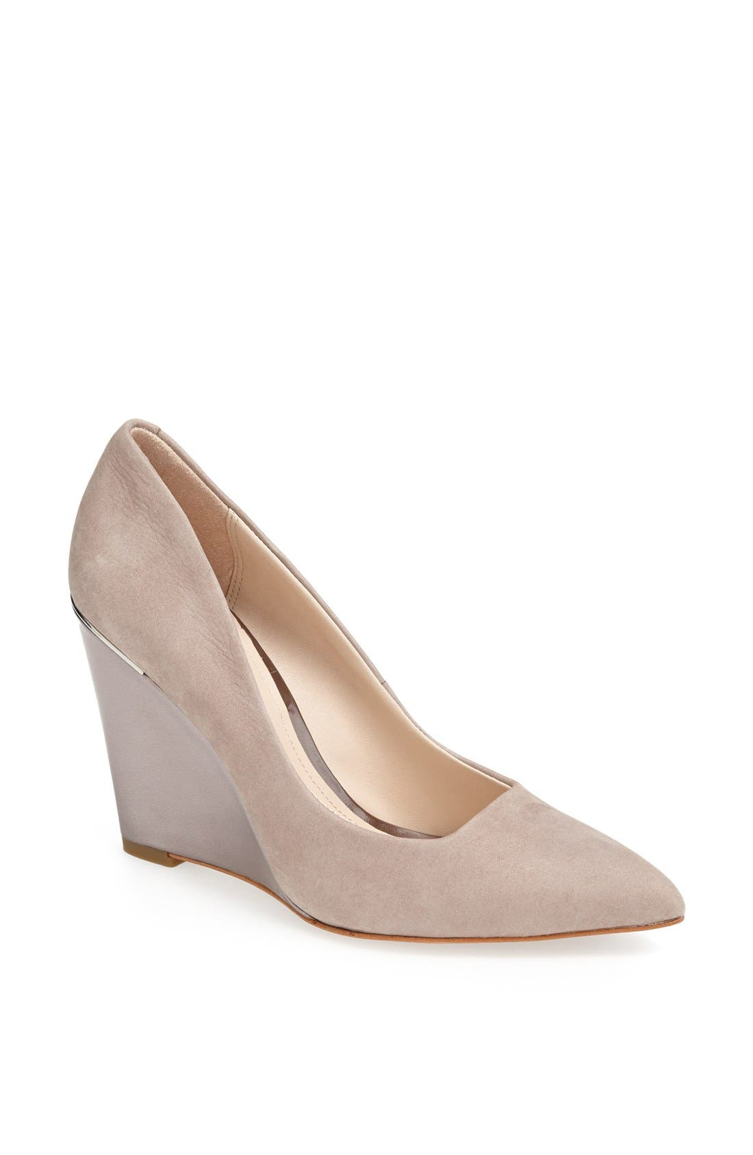 Alternate Image 1 Selected - COACH 'Orchard' Wedge Pump