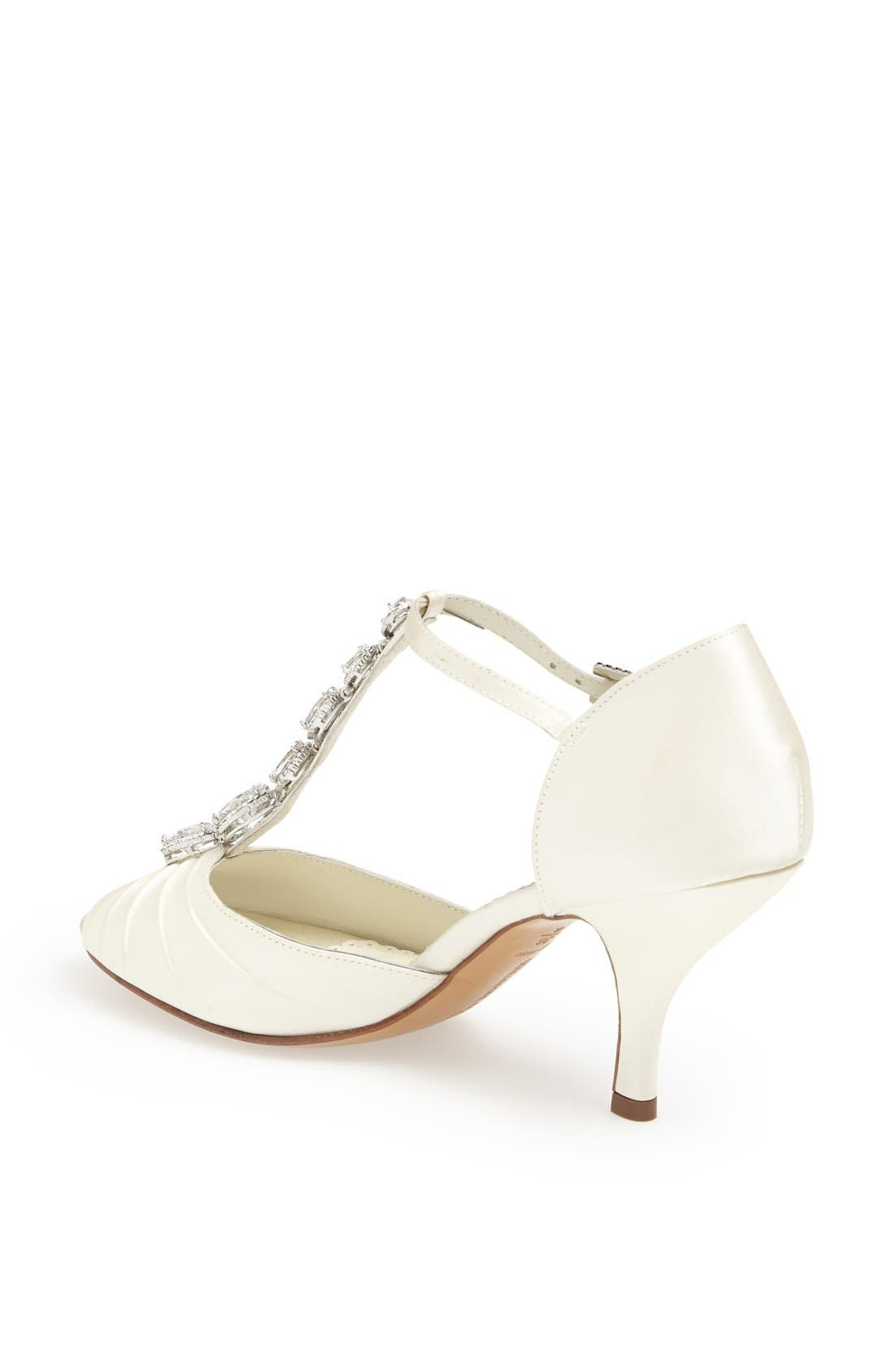 Alternate Image 2  - Benjamin Adams London 'Mia' Crystal Embellished Sandal