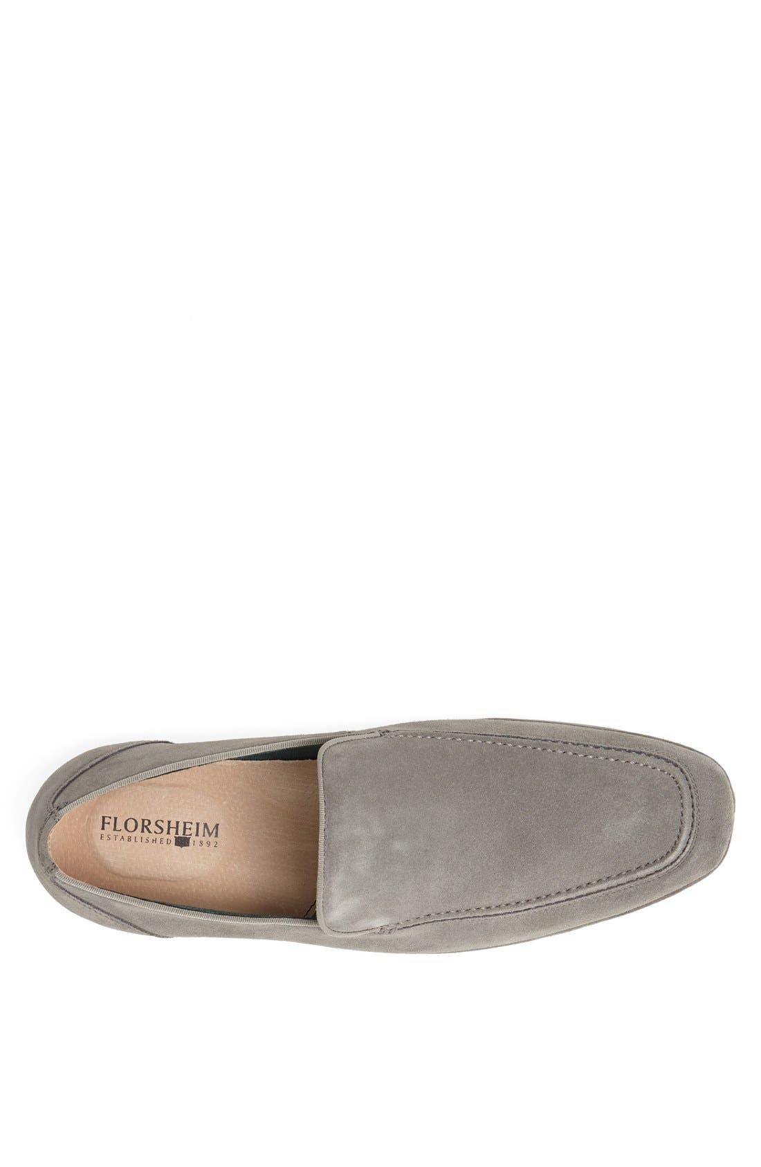 Alternate Image 3  - Florsheim 'Fluent' Suede Venetian Loafer