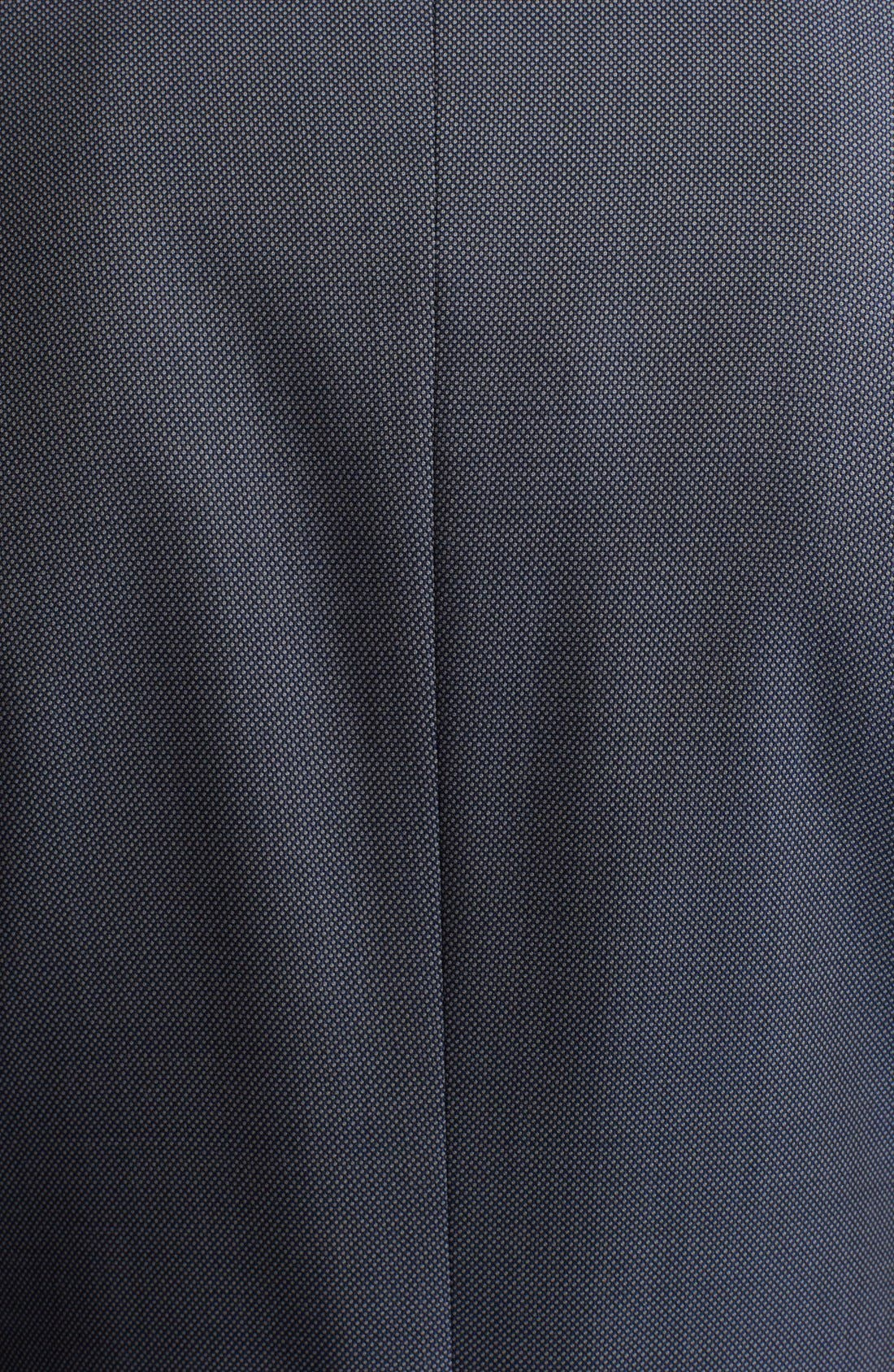 Alternate Image 5  - Paul Smith London 'Byard' Bird's Eye Wool Suit