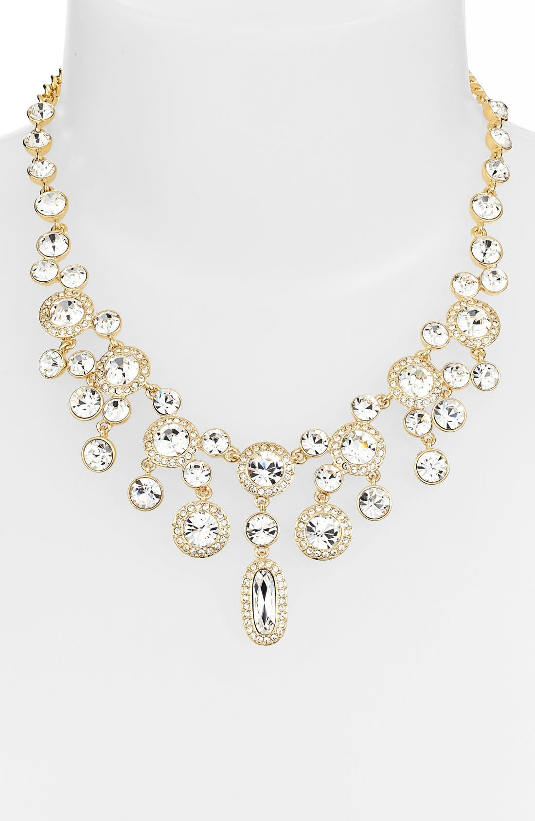 Alternate Image 2  - Givenchy Crystal Bib Necklace