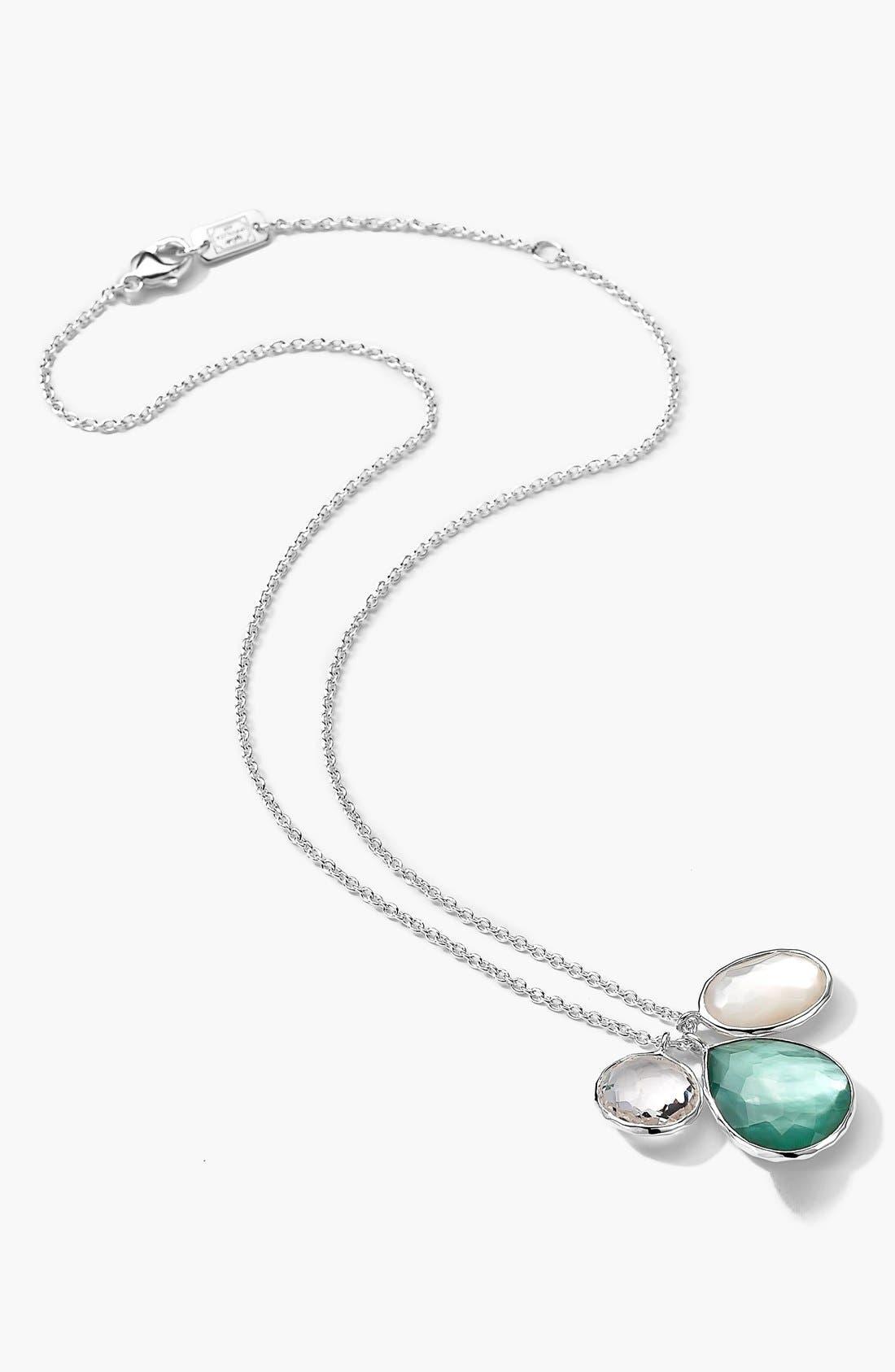 Alternate Image 2  - Ippolita 'Wonderland' Cluster Pendant Necklace