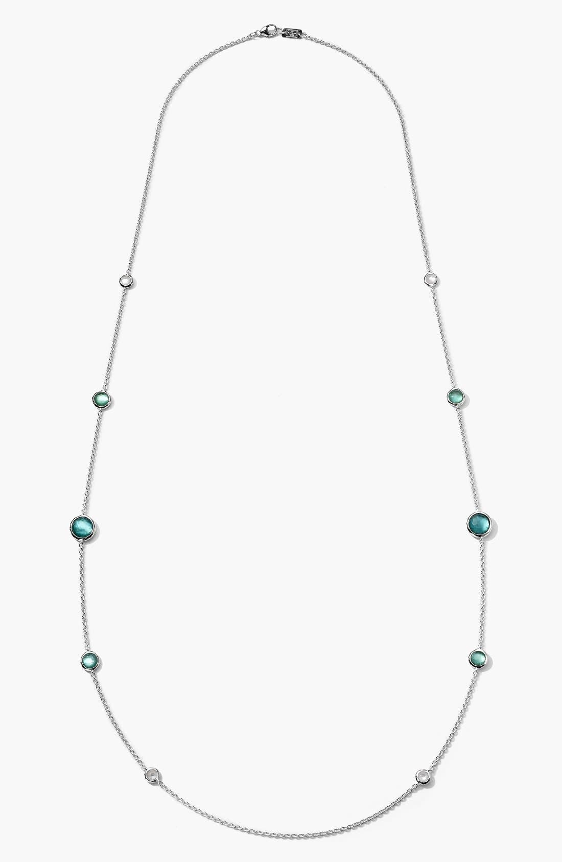Alternate Image 2  - Ippolita 'Rock Candy - Rainbow Lollipop' Long Station Necklace (Online Only)