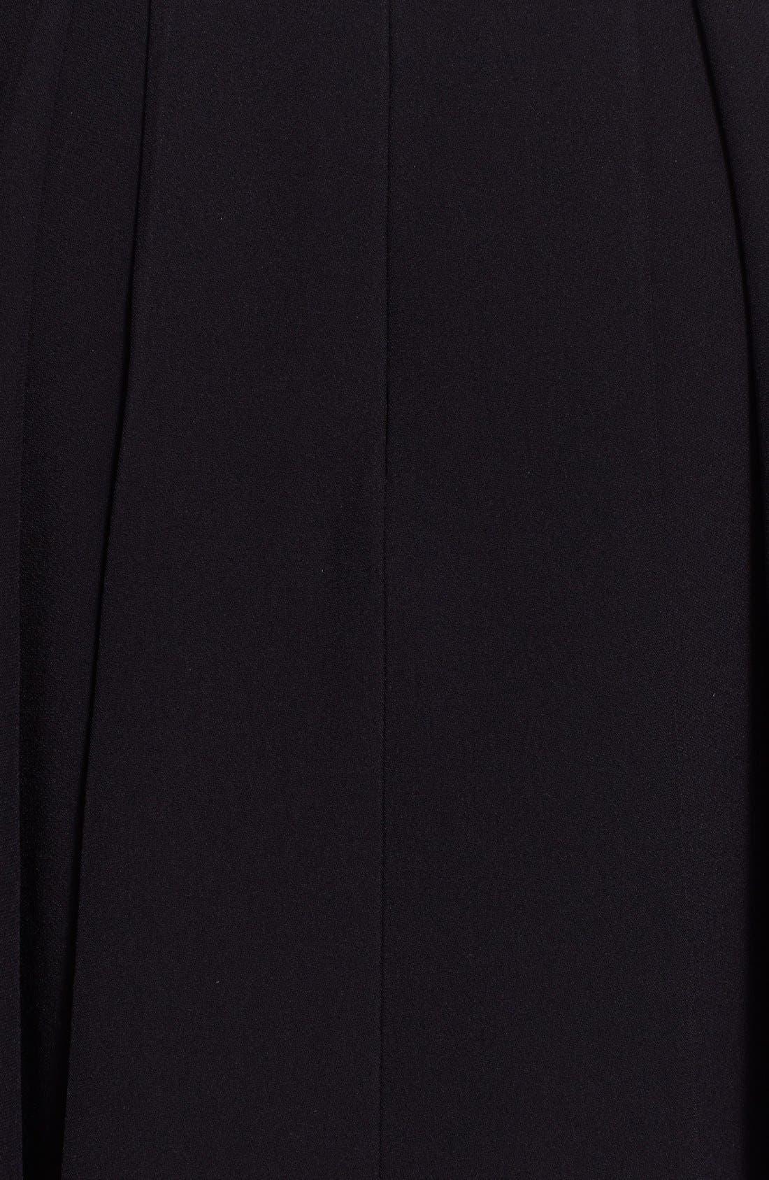 Alternate Image 3  - Alexander McQueen Pleat Flared Skirt