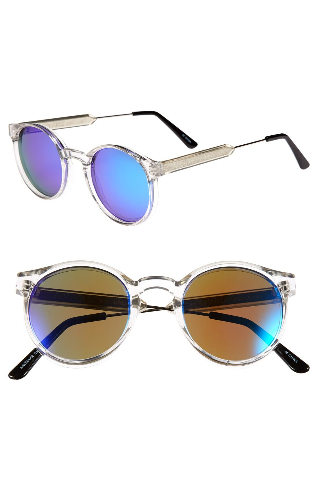 Main Image - Spitfire 47mm Retro Sunglasses