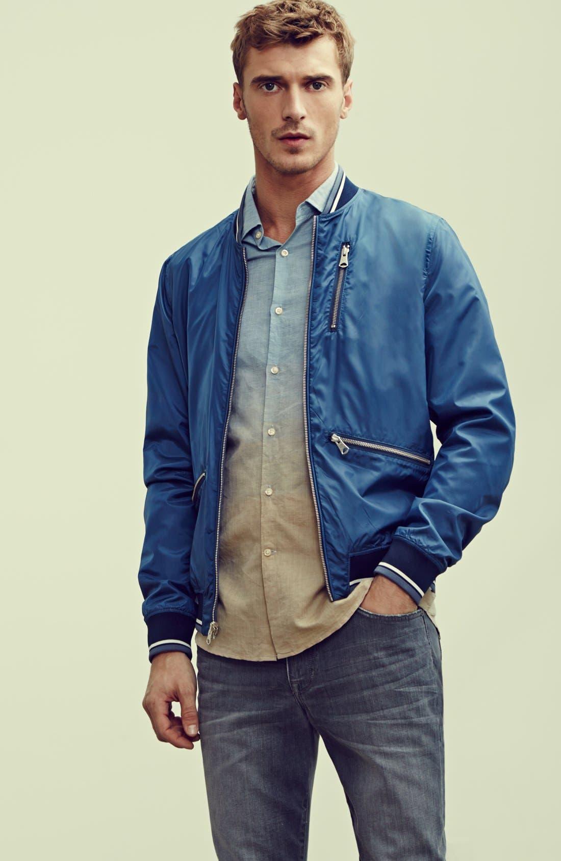 Alternate Image 6  - J. Lindeberg 'Dani 42 - Sunrise' Slim Fit Sport Shirt