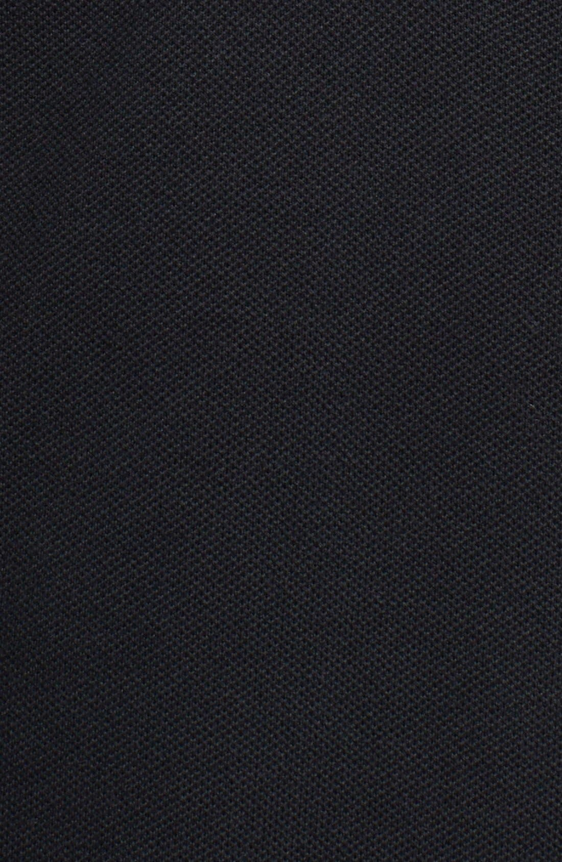 Alternate Image 3  - Ralph Lauren Black Label Stretch Piqué Polo