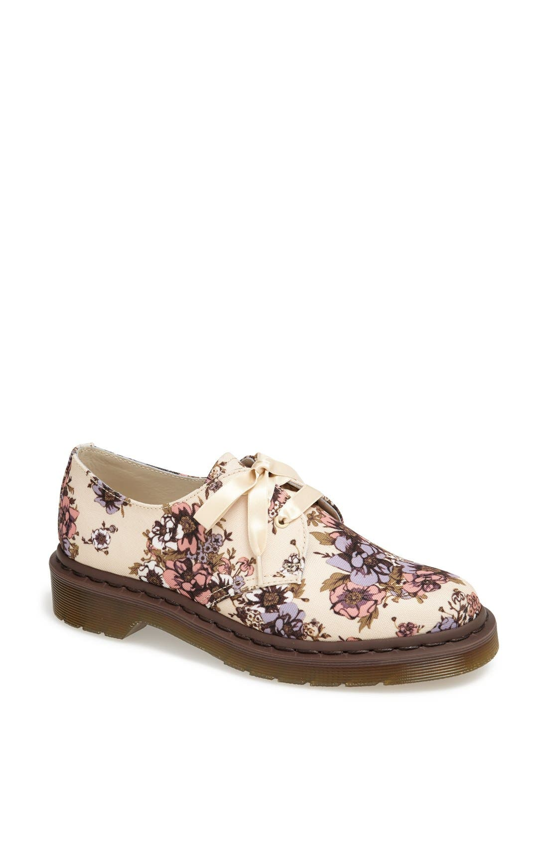 Alternate Image 1 Selected - Dr. Martens 3-Eye Oxford (Women)