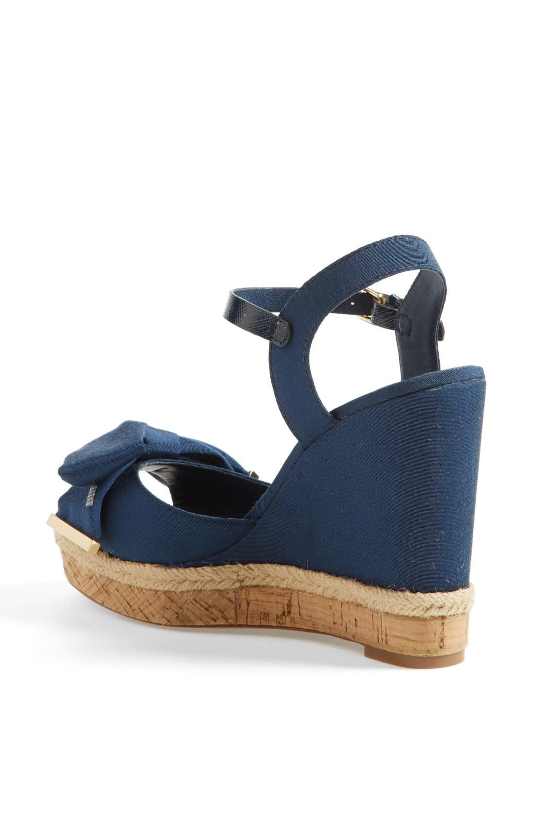 Alternate Image 2  - Tory Burch 'Penny' Wedge Sandal