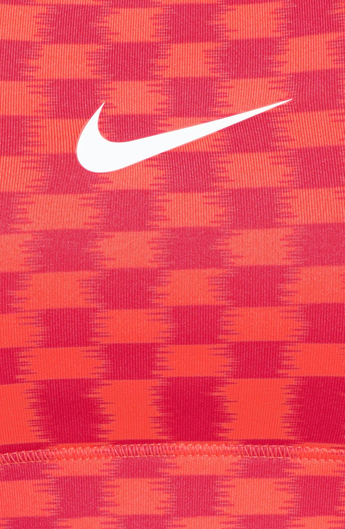 Alternate Image 5  - Nike 'Pro Core' Dri-FIT Ikat Racerback Bra