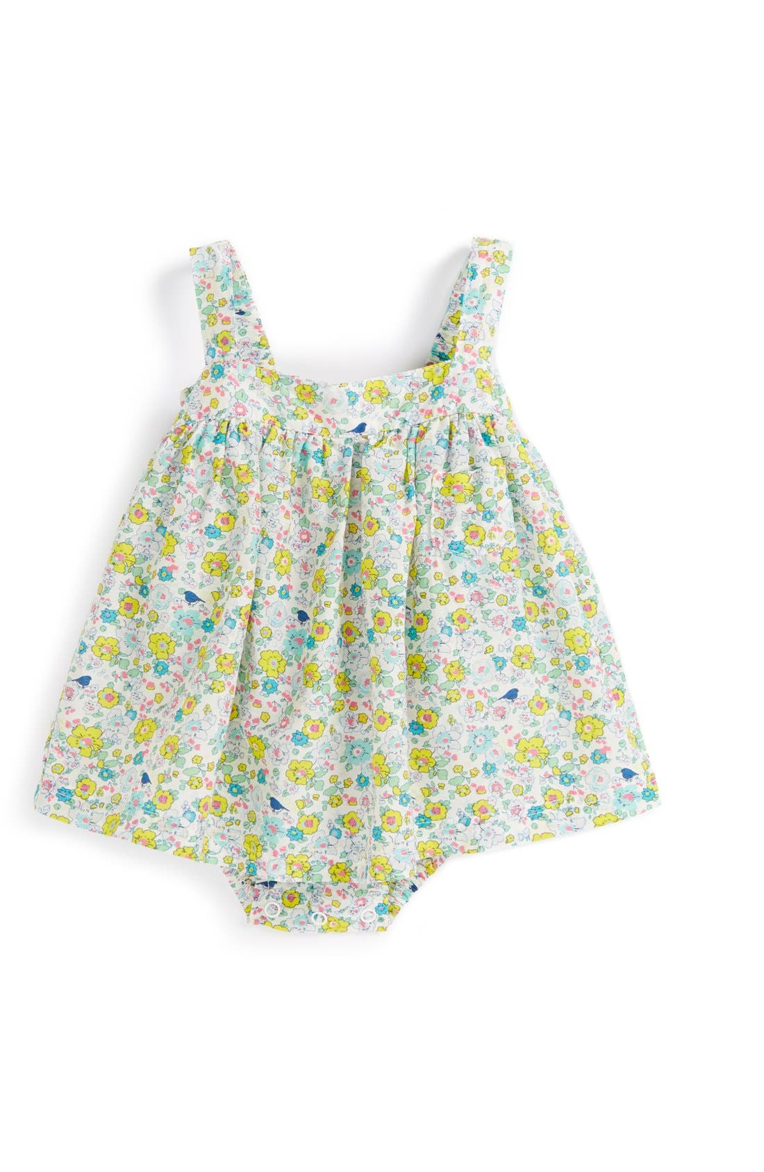 Alternate Image 1 Selected - egg by susan lazar Bubble Dress (Baby Girls)