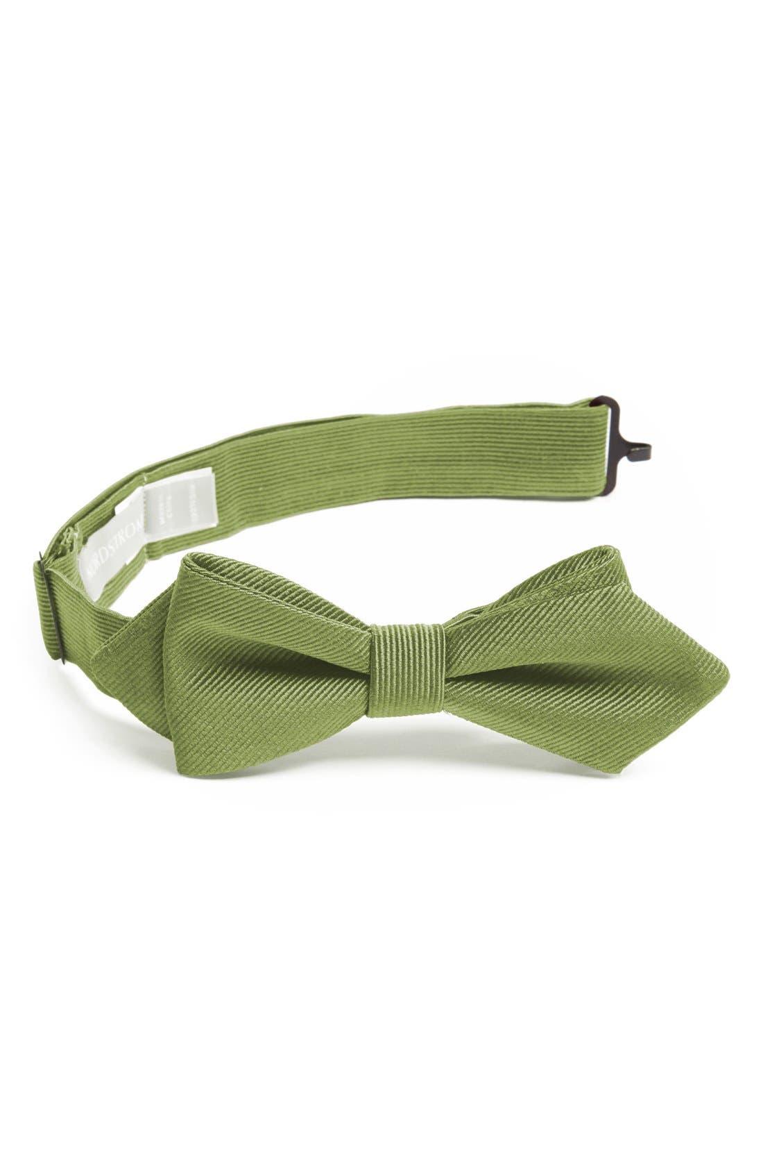 NORDSTROM Silk Bow Tie
