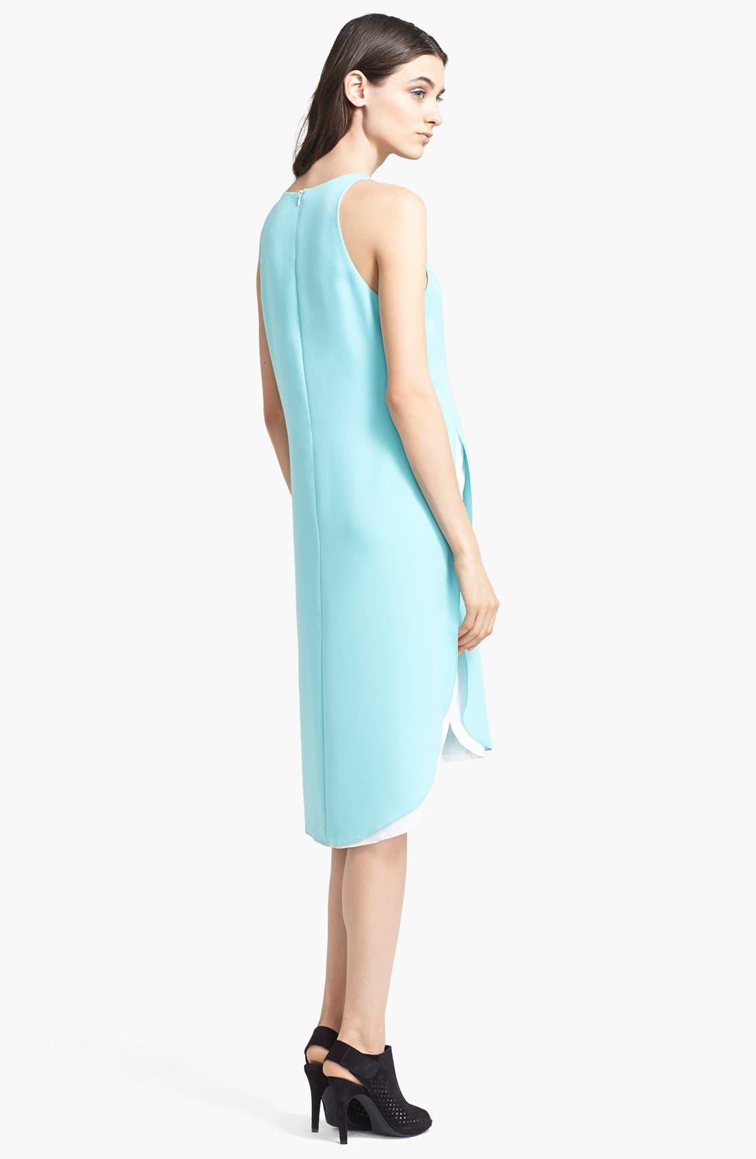 Alternate Image 2  - rag & bone 'Alyna' High/Low Dress