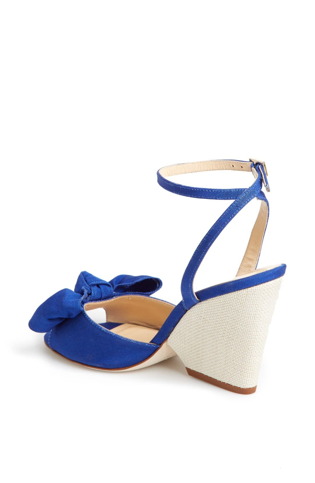 Alternate Image 2  - kate spade new york 'iberis' wedge sandal