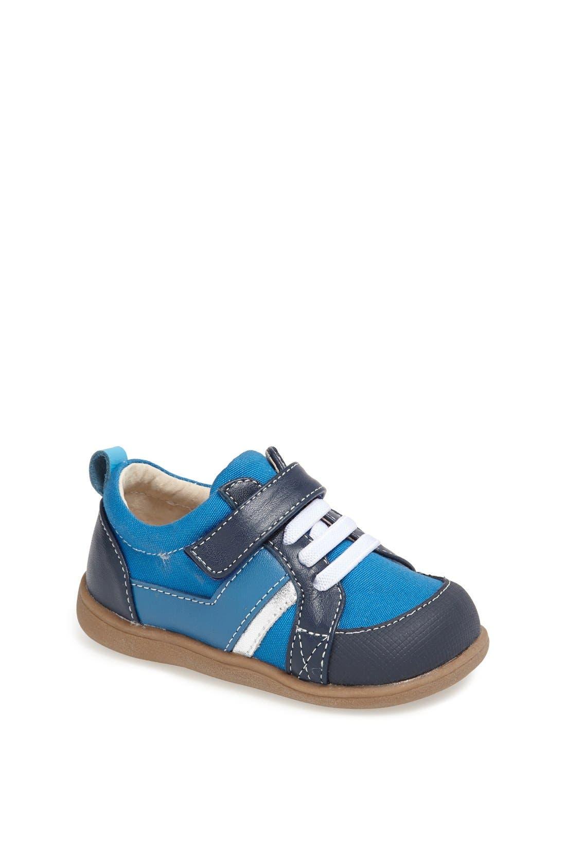 Main Image - See Kai Run 'Cash' Sneaker (Baby & Walker)