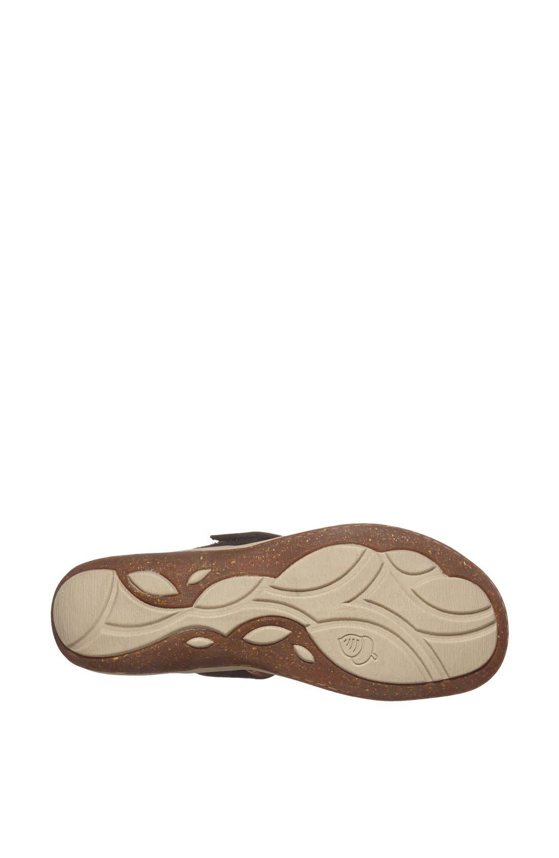 Alternate Image 3  - Acorn 'Vista' Beaded Thong Sandal