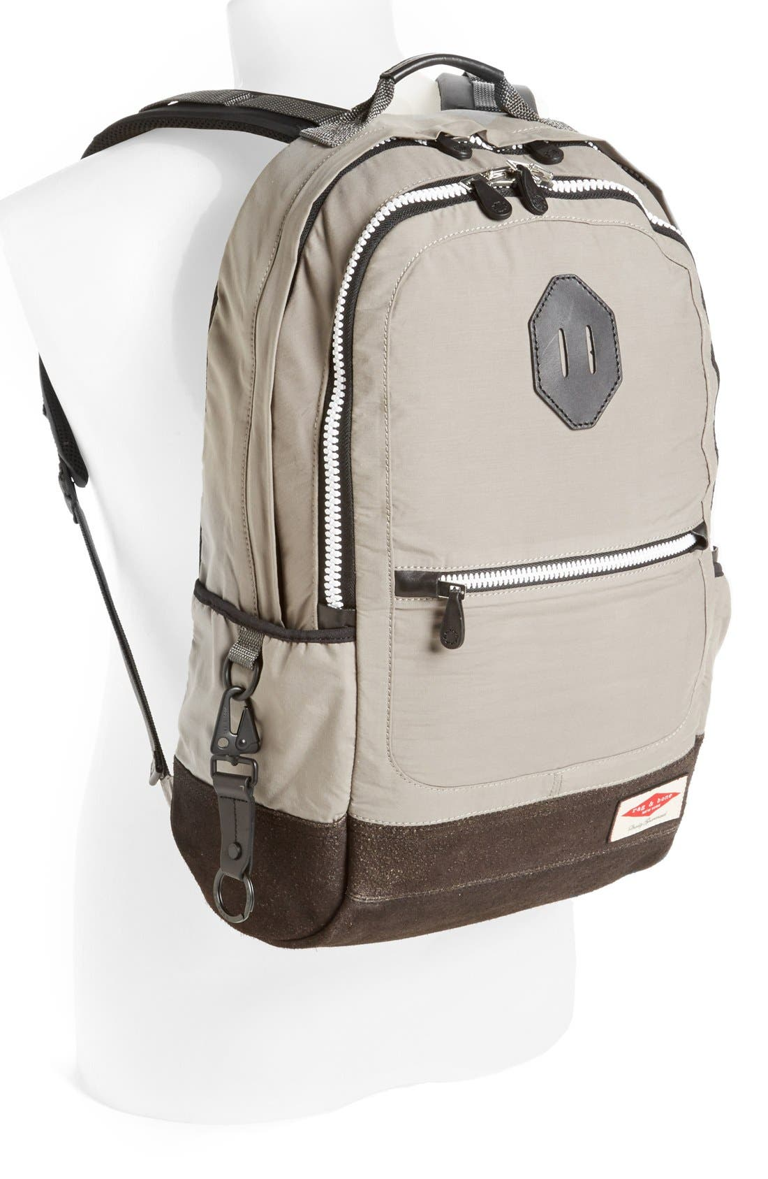 Alternate Image 4  - rag & bone 'Sporty' Backpack
