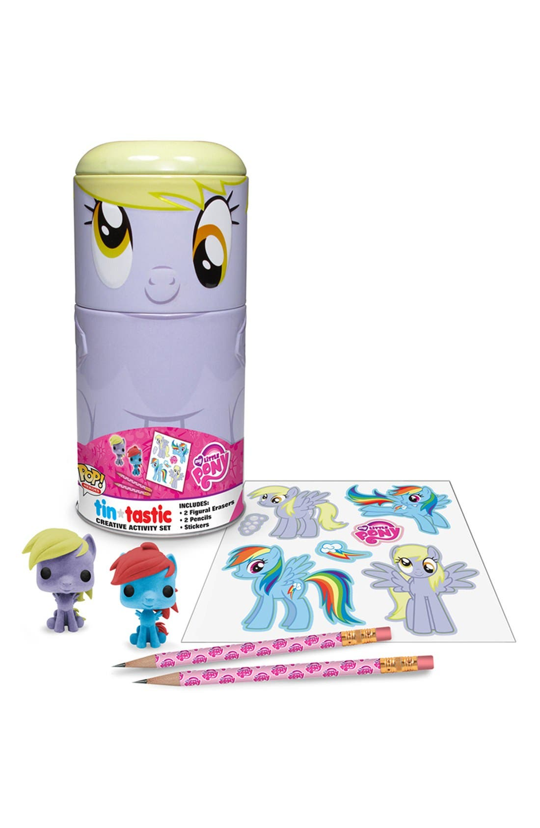 Alternate Image 1 Selected - Tin-Tastic 'My Little Pony® - Derpy®' Creative Activity Set
