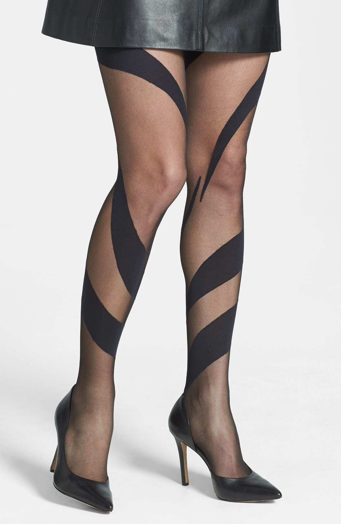 Alternate Image 1 Selected - Oroblu 'Kimberly' Tights